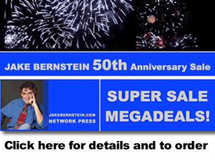 Jake Bernstein | 50th Anniversary MEGA Sale