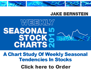 Jake Bernstein  | Daily Seasonal Futures Charts
