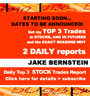 Jake Bernstein | Daily Stocks Trades Report II