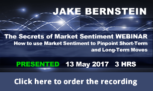 Jake Bernstein |  The Secrets of Market Sentiment Webinar