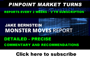 Jake Bernstein |  Monster Moves Report