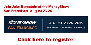 Join Jake Bernstein at the San Francisco MONEY SHOW