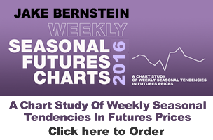 Jake Bernstein  | Weekly Seasonal Futures Charts 2016