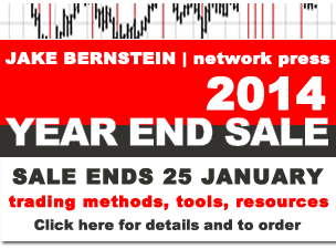 Jake Bernstein | 2014 Year End Sale
